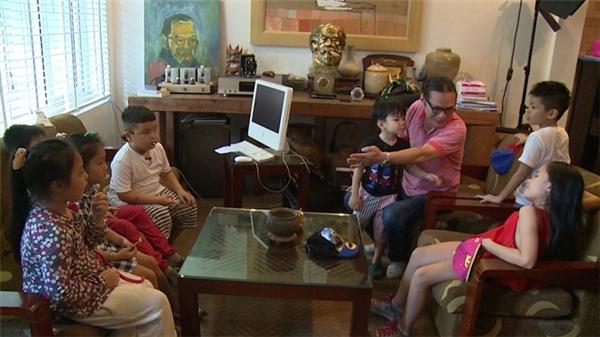 Cuối cùng, Bờm, Bông và Bách đồng ý tham gia chuyến dã ngoại cùng các cặp bố con tham gia chương trình Bố ơi, mình đi đâu thế mùa thứ 2. - Tin sao Viet - Tin tuc sao Viet - Scandal sao Viet - Tin tuc cua Sao - Tin cua Sao