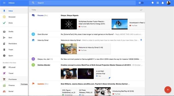 Google chuẩn bị khai tử Gmail