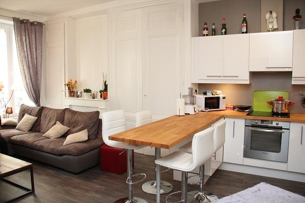 10 giải pháp thông minh cho nhà bếp nhỏ