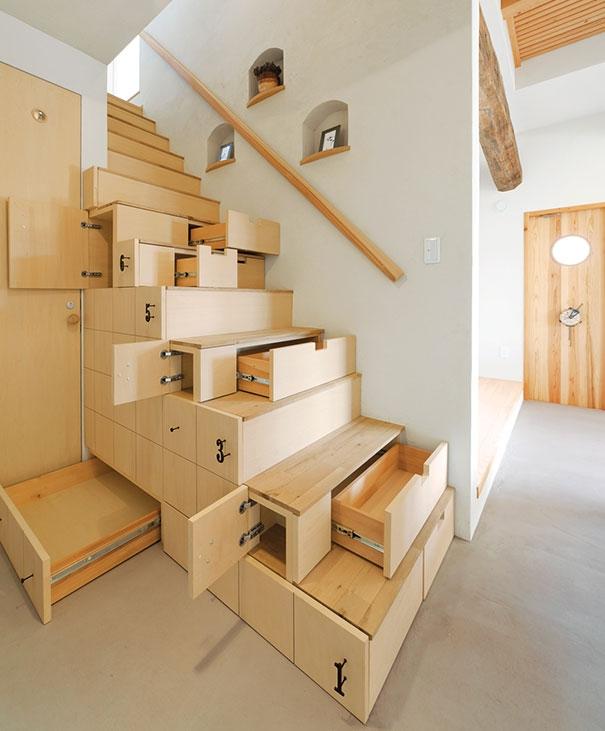 12 mẫu cầu thang sẽ
