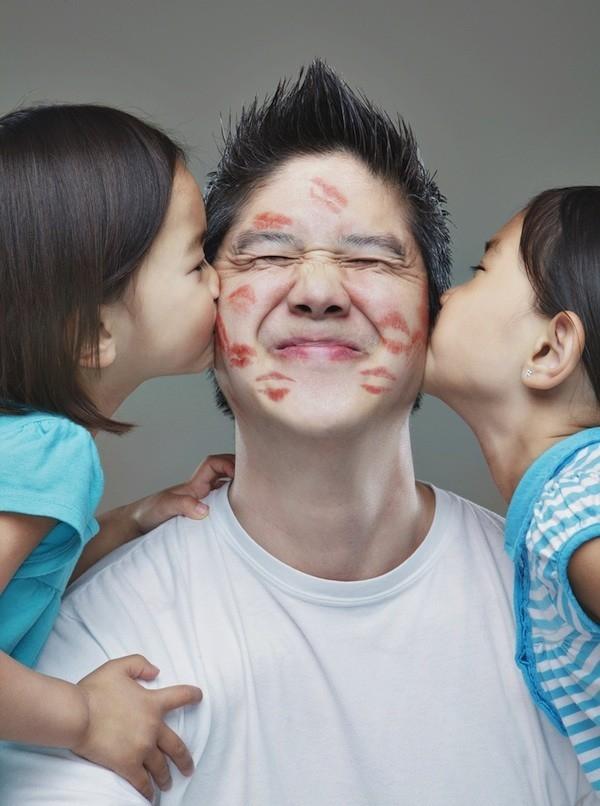11 bức ảnh ấm áp về tình cảm gia đình