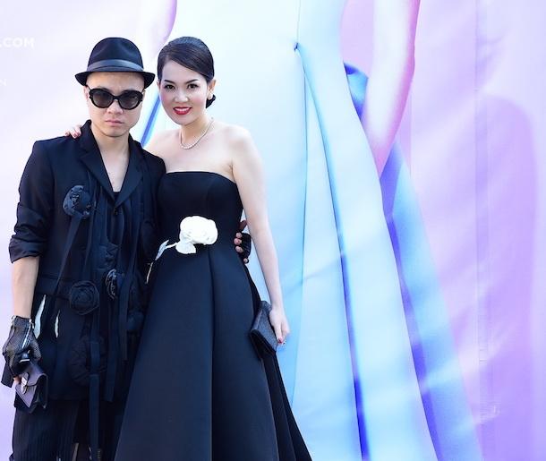Show diễn thời trang Xuân Hè 2015 của Đỗ Mạnh Cường trên đất Mỹ