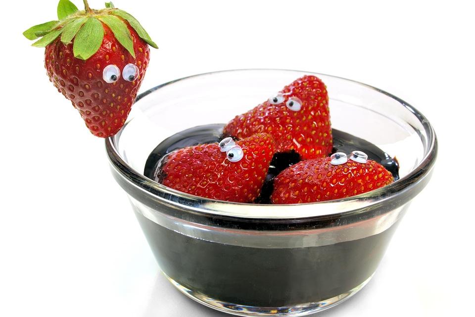 Cười thư giãn với hình ảnh trái cây cực đáng yêu