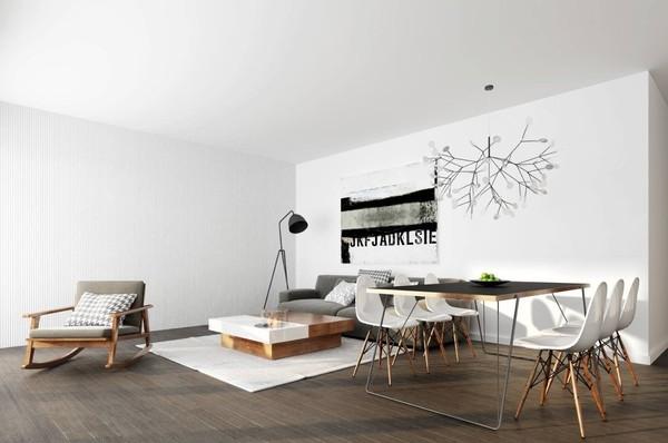 Những mẫu phòng khách siêu đẹp phù hợp với căn hộ chung cư