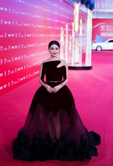 Thảm đỏ thời trang tại Liên hoan phim Thượng Hải 2015