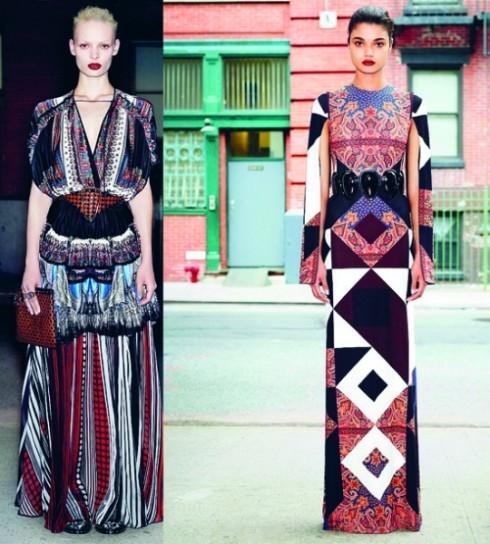 Phong cách bohemian - Thời trang du mục