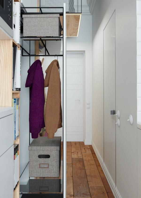 Căn hộ 15 mét vuông khiến người người, nhà nhà phải