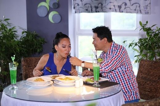Kim Khánh và Lê Dũng đã gắn bó với nhau hơn 20 năm.
