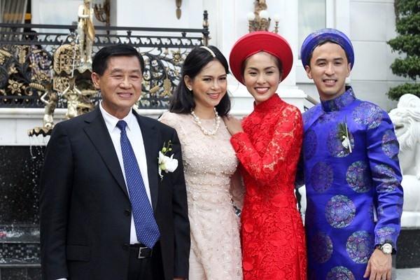 Những cặp mẹ chồng - nàng dâu ngang sắc ngang tài