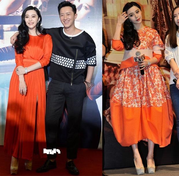 10 trang phục thảm đỏ đẹp nhất của Phạm Băng Băng trong năm 2015