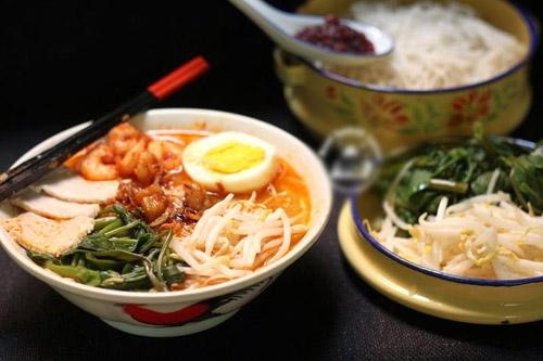cách làm mỳ hokkien malaysia