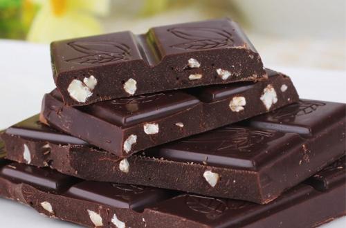 Bestie chocolate den