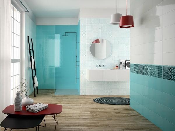 gạch ốp tường phòng tắm