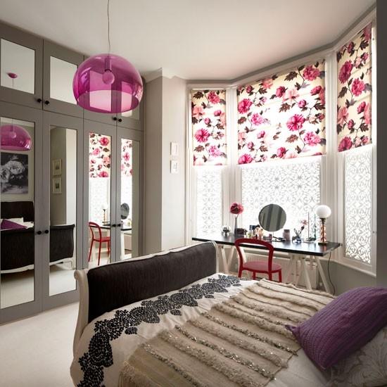 cách trang trí phòng ngủ dịu mát