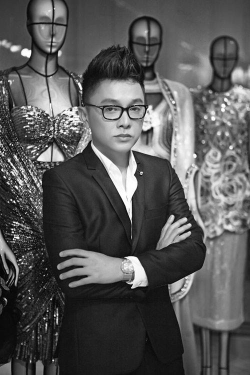 Ninh Dương Lan Ngọc đẹp tinh tế trong trang phục của nhà thiết kế Công Trí