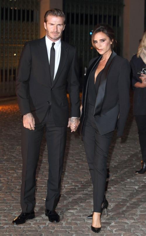 Victoria Beckham không cho phép các con dựa dẫm vào bố mẹ