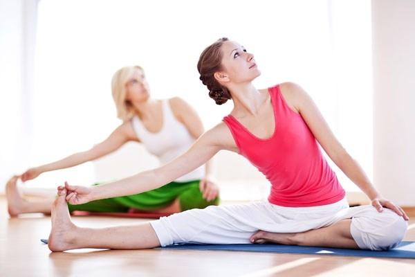 Kết quả hình ảnh cho Gym Hay Yoga