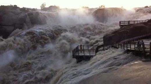 Cảnh báo: El Niño sắp