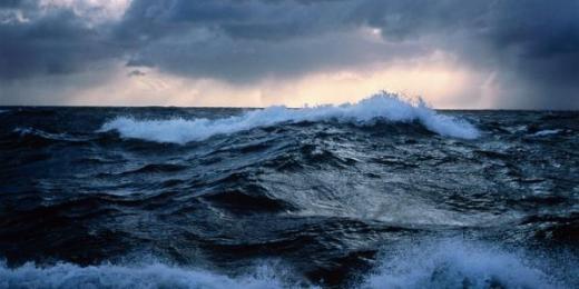 Nhiệt độ đại dương đang tăng cao. (Ảnh: Internet)