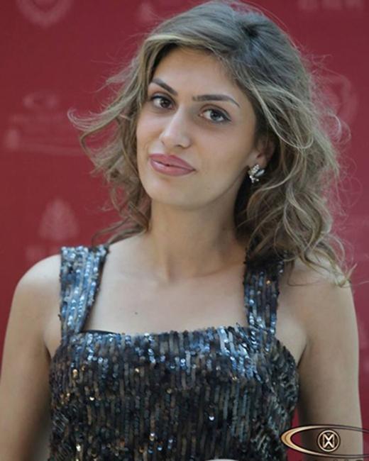 Đại diện Montenegro, Nataša Milosavljević (Ảnh: Miss World)