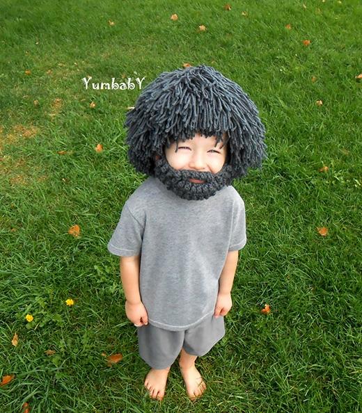 Người yêu chưa có nhưng râu cả bó. (Ảnh: Internet)