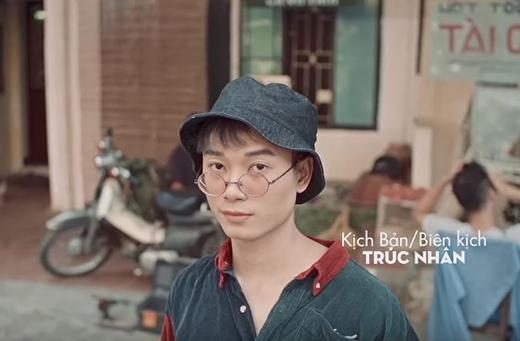 Trúc Nhân vào vai anh chàng bán báo đạo trong MV Thật Bất Ngờ. - Tin sao Viet - Tin tuc sao Viet - Scandal sao Viet - Tin tuc cua Sao - Tin cua Sao