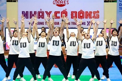 Màn trình diễn gần như hoàn hảo của đại họcQuốc Tế - ĐHQG TP. HCM giúp họ có được danh hiệu quán quân đầu tiên của Nhảy cổ động tại UniGames 2015.