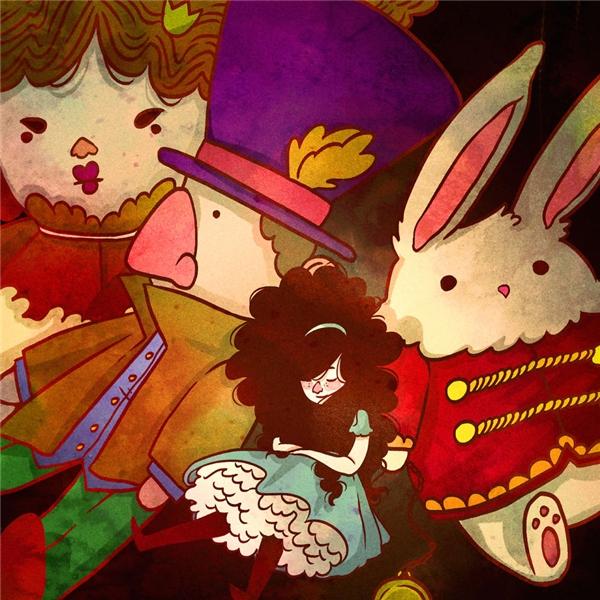 Một lần mơ được trở thành Alice và lạc vào xứ sở thần tiên với biết bao điều không tưởng.