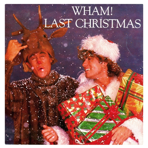 Last Christmas được phát hành lần đầu tiên trong album của nhóm Wham. (Ảnh: Internet)