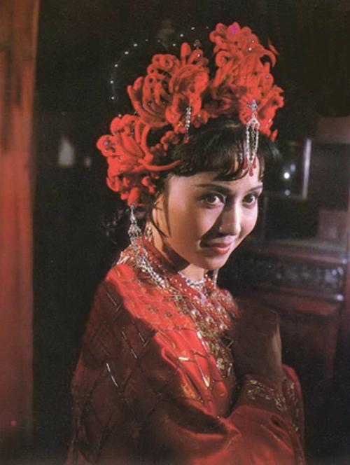 Cô gái nhà họCao khiến Bát Giới si mê.