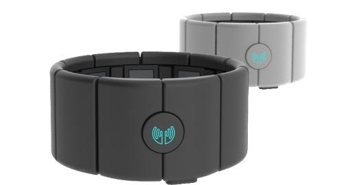Vòng tay công nghệ Myo Armband.