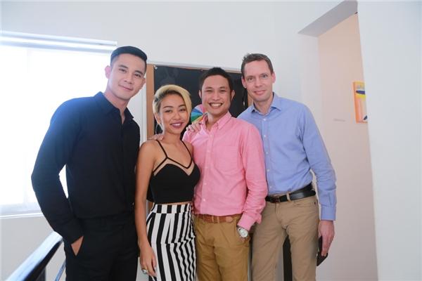 Thảo Trang – Hồ Vĩnh Khoa mạnh mẽ truyền cảm hứng cho cộng đồng LGBT - Tin sao Viet - Tin tuc sao Viet - Scandal sao Viet - Tin tuc cua Sao - Tin cua Sao