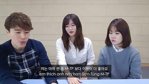 Sao Việt thế nào trong mắt người Hàn?