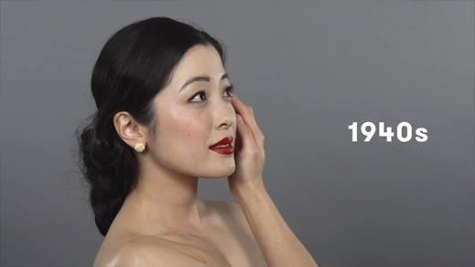 100 năm qua, phụ nữ Trung Quốc làm đẹp như thế nào?