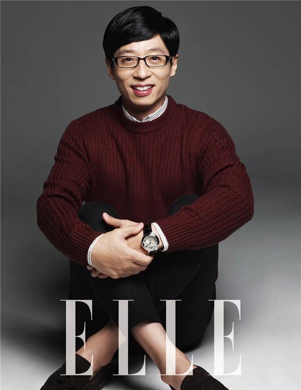 Bất ngờ trước cát-xê khủng của Yoo Jae Suk