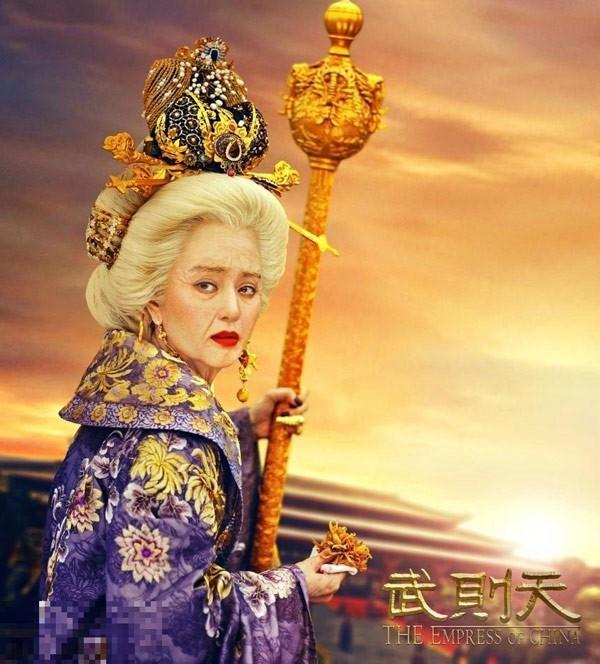 Những tạo hình gây tranh cãi trên màn ảnh Hoa ngữ 2015