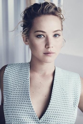 Cận cảnh vẻ ngoài thu hút của Jennifer Lawrence
