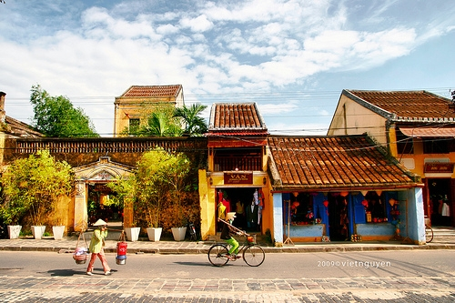 Được UNESCO công nhận là di sản văn hóa thế giới, phố cổ Hội An mang những giá trị trường tồn vĩnh cửu cùng thời gian. (Ảnh: Internet)