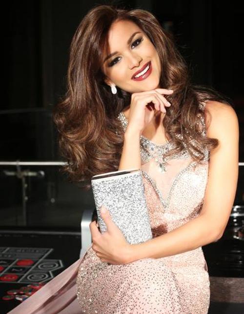 Hoa hậu Cộng hòa Dominica Clarissa Molina - Tin sao Viet - Tin tuc sao Viet - Scandal sao Viet - Tin tuc cua Sao - Tin cua Sao