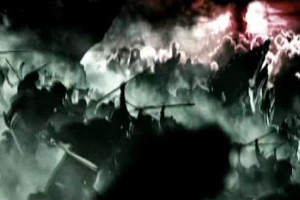 Nhiều người cho rằng, đây là đội quân của địa ngục phái đến. (Ảnh: Internet)