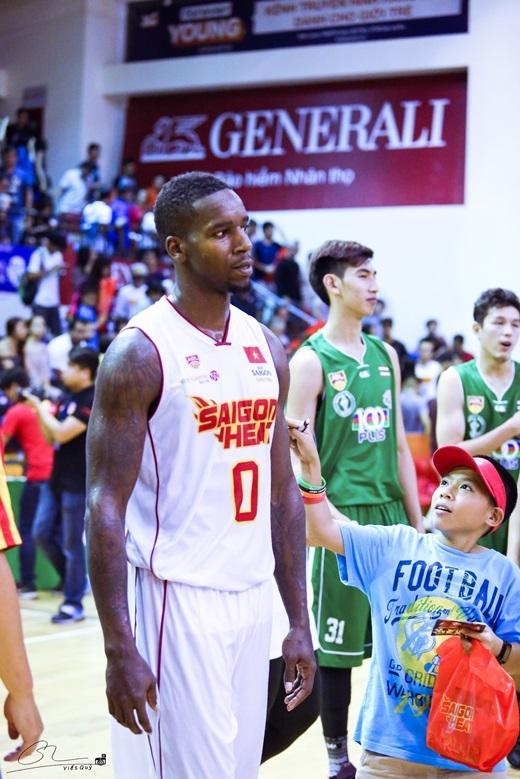 Lenny Daniel là tân binh mới nhất và mạnh mẽ nhất của Saigon Heat tại mùa giải ABL 2015-2016.
