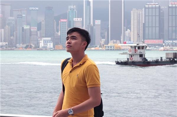 Anh chàng dành nhiều thời gian để du lịch, trải nghiệm và rất thích ghi lại, chia sẻ những khoảnh khắc thú vị của mình. (Ảnh: Internet)