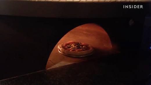 Pizza rán,
