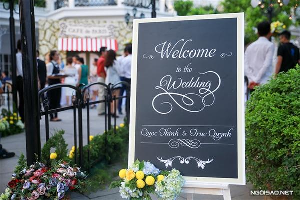 Ngẩn tò te trước những đám cưới cổ tích người người mơ ước