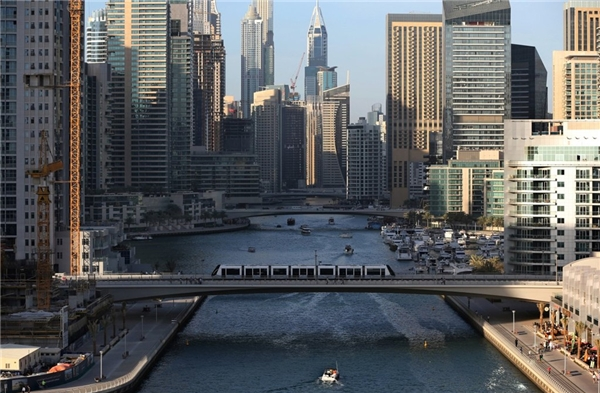 Thị trường bất động sản ở Dubai cũng đắt đỏ không kém Manhattan. Một căn hộ với diện tích gần 1.152m2 ở trung tâm thành phố có giá 15,25 triệu đô.