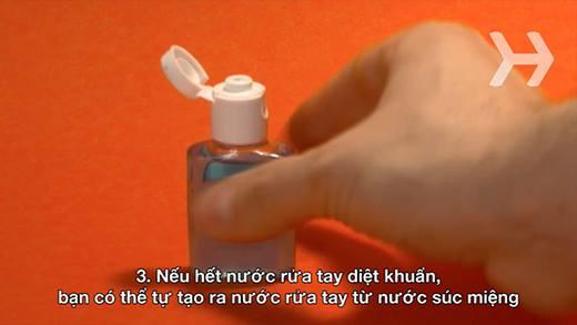 8 cách sử dụng nước súc miệng khiến bạn phải... giật mình