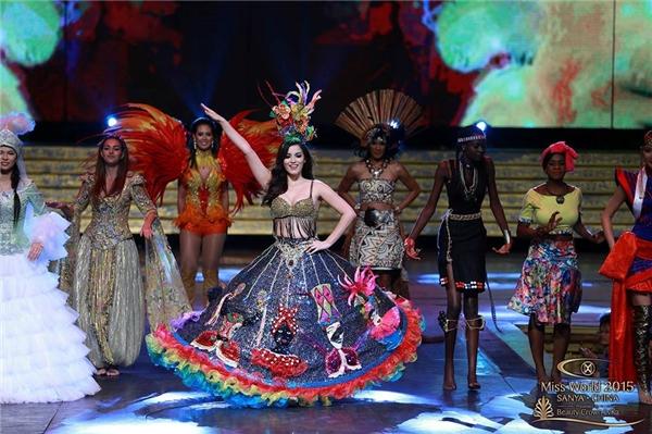 Colombia - Thí sinh được dự đoán sẽ đoạt ngôi vị hoa hậu năm nay theo bình chọn của một website uy tín. - Tin sao Viet - Tin tuc sao Viet - Scandal sao Viet - Tin tuc cua Sao - Tin cua Sao