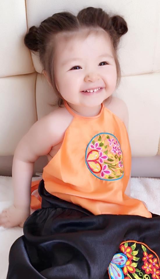 Cadie là nhóc tì có sức hút lớn nhất nhì hiện nay trong showbiz Việt. - Tin sao Viet - Tin tuc sao Viet - Scandal sao Viet - Tin tuc cua Sao - Tin cua Sao