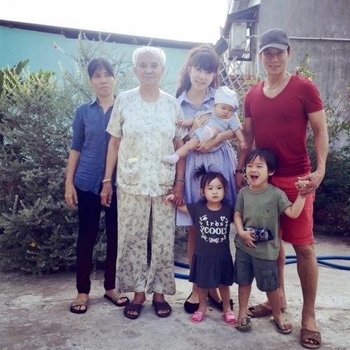 Tổ ấmcủa Lý Hải - Minh Hà được mệnh danh là một trong những gia đình vàng của showbiz Việt - Tin sao Viet - Tin tuc sao Viet - Scandal sao Viet - Tin tuc cua Sao - Tin cua Sao