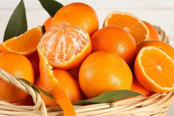 Ăn cam, quýt nhiều có thể gây ra bệnh vàng da? (Ảnh: Internet)